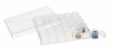 Plastic Storage Containers Jewelry Beads Findings Organization Box