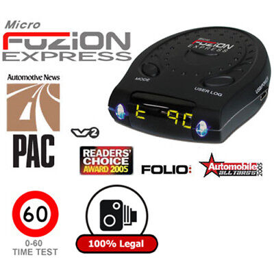 Speed Camera Detector / Speedometer / 0-60mph Speed Test Digital Speedo GPS Car