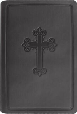 Large Print Compact Bible-NASB (Leather / Fine Binding)