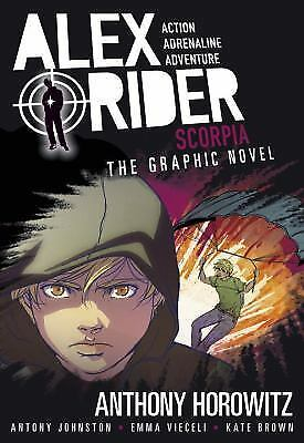 Scorpia: An Alex Rider Graphic Novel (Paperback or Softback)