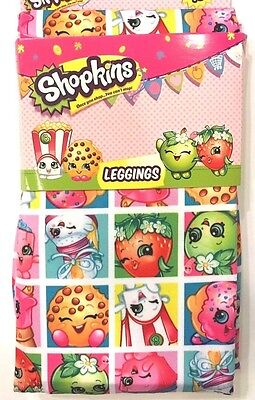 Shopkins Character Stampede Leggings Girls