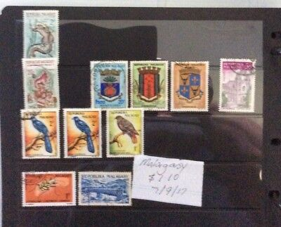 Malagasy stamps
