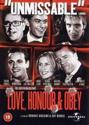Love, Honour and Obey DVD (2008) Sadie Frost