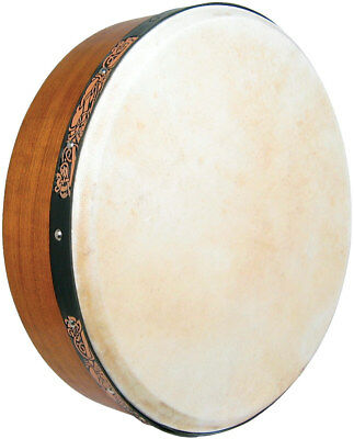 "Vignoles 16"" TUNEABLE BODHRAN / IRISH DRUM. Professional quality. At Hobgoblin"