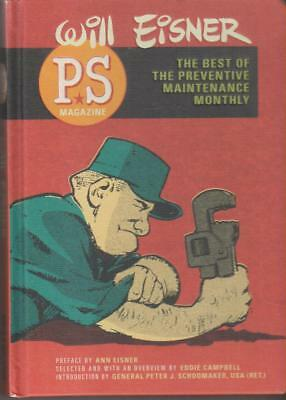 P S Magazine  Will Eisner  The Best Of The Preventive Maintenance Monthly 2011