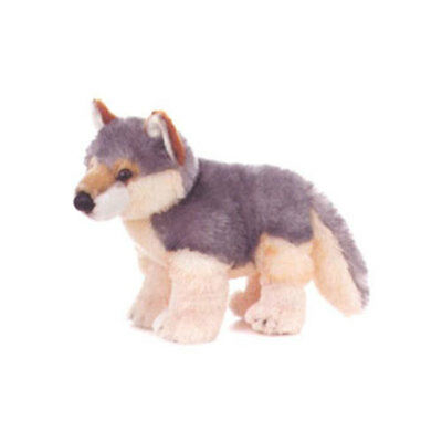 Aurora World Plush - Flopsie - WILY the Wolf (12 inch) - New Stuffed Animal Toy