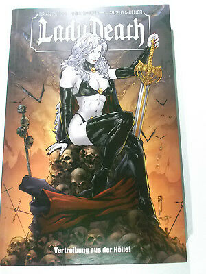 LADY DEATH # 1 ( Panini 2012 ) NEUWARE