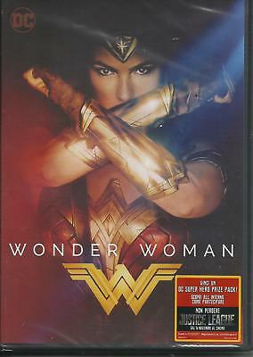 Wonder Woman (2017) DVD dal 12/10/2017