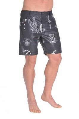 f9e74050e2 DIESEL MEN'S KROOBEACH Swim Shorts - Black - $80.00 | PicClick