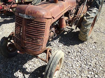 Farmall A Tractor Front Grill