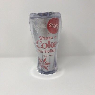 Coke Royal Caribbean Cruise Coca Cola Holiday Drink Cup Sealed