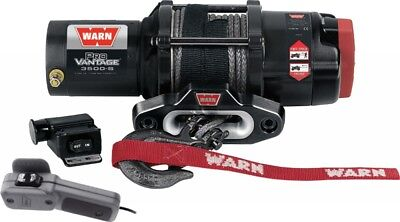 Warn Provantage 3500-S Winch W/synthetic Rope (90351)
