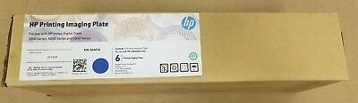 HP INDIGO Printing Imaging 6 Plate PIP Pips Q4407A for 3000 4000 5000