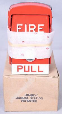 Fire Alarm Pull Station PN BG-50W Protectowire