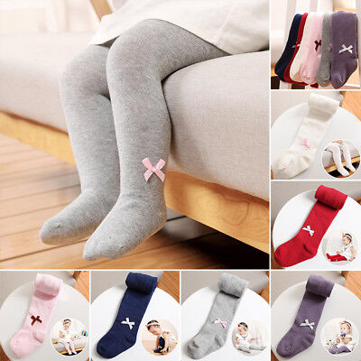 Princess Baby Kids Girls Cotton Pantyhose Socks Toddler Tights  Stockings 0-4Y