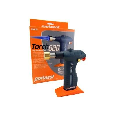 Portasol HP820 Torch 820 High Power Butane Gas Blow Torch LIMITED OFFER DEAL