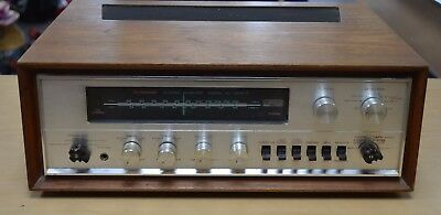Vintage Pioneer SX-1000TW Am / FM 50w x 4 Channels Stereo Receiver Free Shipping