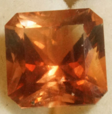 OREGON SUNSTONE, 9x9 mms,