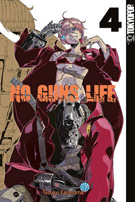 No Guns Life Band 4 Tokyopop Manga
