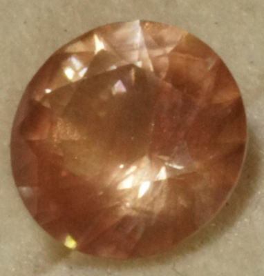OREGON SUNSTONE, 7 mms,