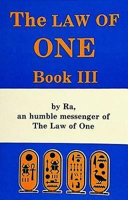 The Law of One: Book III (Paperback or Softback)