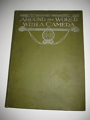 World War 1-Ww1- Around The World With A Camera-1917-Leslie Judge Co Book-Photos