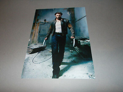Hugh Jackman X-Men signed signiert Autogramm auf 20x28 Foto in person