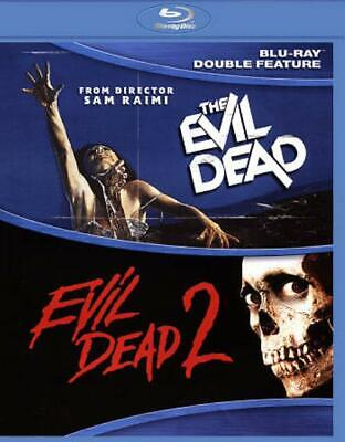 The Evil Dead 1 & 2 New Blu-Ray Disc