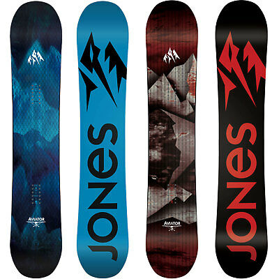Jones Aviator Men's Snowboard all Mountain Freestyle Freeride 2018-2019 New