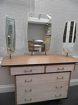 Original 1950s/60s Dressing Table - Great condition for age