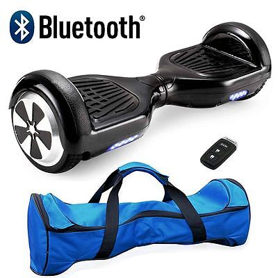 "Hoverboard Bluetooth 6.5"" Electric 2 Wheel Balance Board Scooter Safe Battery Ce"