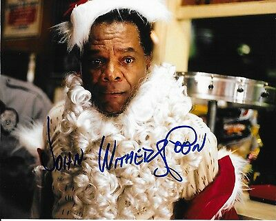 JOHN WITHERSPOON - HAND SIGNED 8x10 PHOTO AUTHENTIC AUTOGRAPHED PICTURE w/ COA