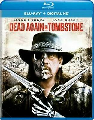 Dead Again in Tombstone - Blu-Ray Region 1 Free Shipping!