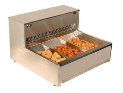 Carter-Hoffmann CNH28 Crisp n' Hold Crispy 4-Bay Food Station