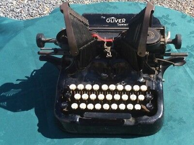 Antique Oliver Typewriter