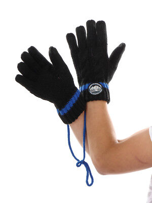 O`Neill Glove Finger Gloves Knitted Glove Knit Black Knitted