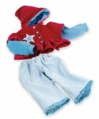 Small Star Outfit is by Madame Alexander  for 19 to 20 Inch Baby Dolls New