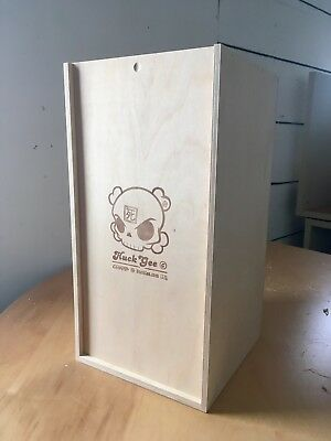 Skullhead Branded Collectible Storage & Display Box - Huck Gee
