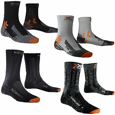 X-BIONIC X-SOCKS herren-trekkingsocken Outdoor Socks Athletic Sports