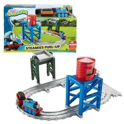 Thomas and Friends - Set Water Tower and Coal Station - Adventures Mattel