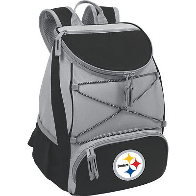 Picnic Time Pittsburgh Steelers PTX Cooler - Pittsburgh Outdoor Cooler NEW