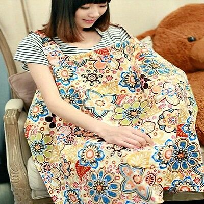Nursing Cover Breast Feeding.various Colours Florals Brand New