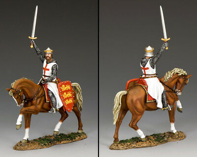 KING AND COUNTRY Richard the Lionheart (mounted) MK173