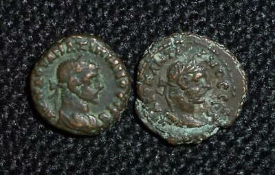 2 Roman Colonial and Provincial coins