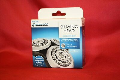 Norelco RQ12/72 V-track precision pro replacement shaver head for series 8000