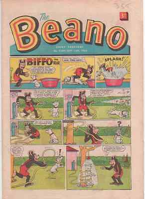 The Beano comic September 14th 1963. Very Good condition