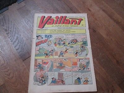 Journal Bd Vaillant Pif 64 1946