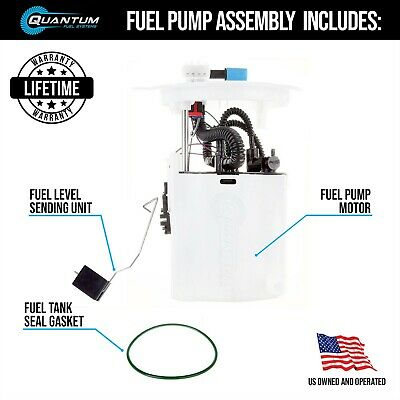 Intank Fuel Pump Assembly for Dodge Durango Jeep Grand Cherokee 2011-2015