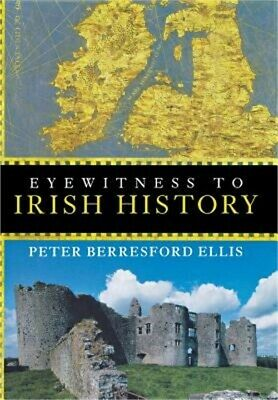 Eyewitness to Irish History (Hardback or Cased Book)