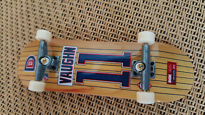 wNew Original Genuine Official Tech Deck 96mm Fingerboard SkateBoards VAUGHN DGK